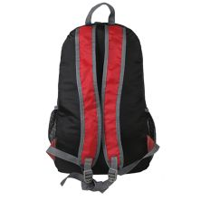 TAS LIPAT WATERPROOF Tas Ransel Lipat Anti Air 20L Foldable Waterproof Backpack 35009 ELFS Merah Cabe